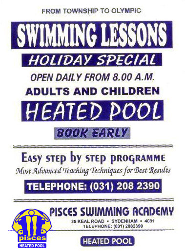 Pisces Swimming Academy